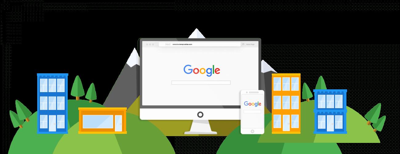 Google quaintec slider image